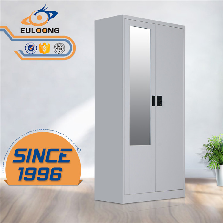 Double Door Steel Closet Locker