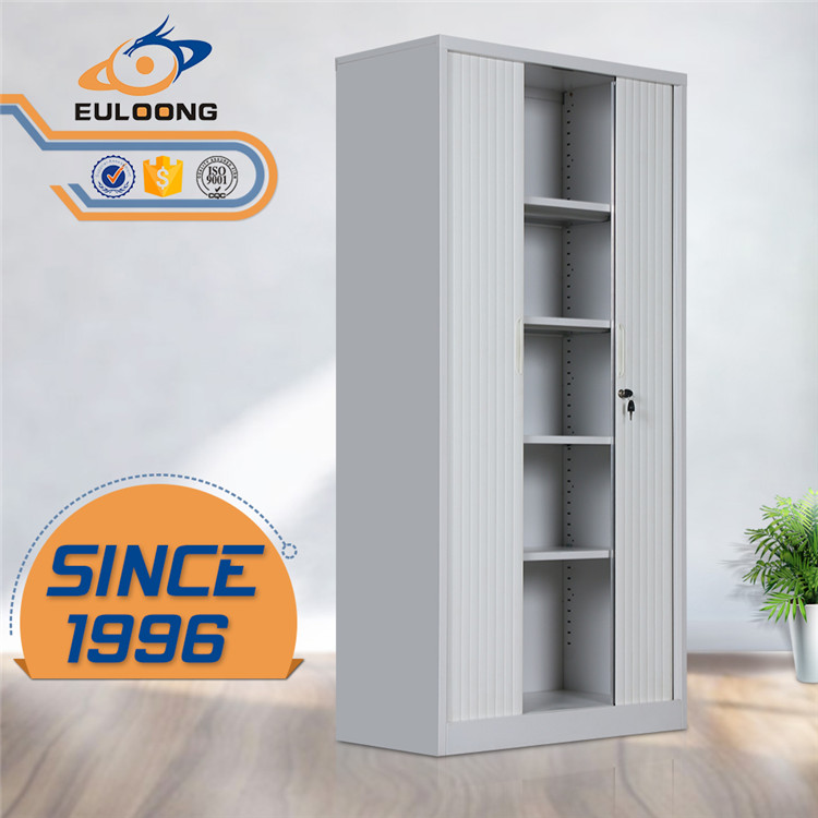 Products Show High Tambour Door Cabinet Metal Storage
